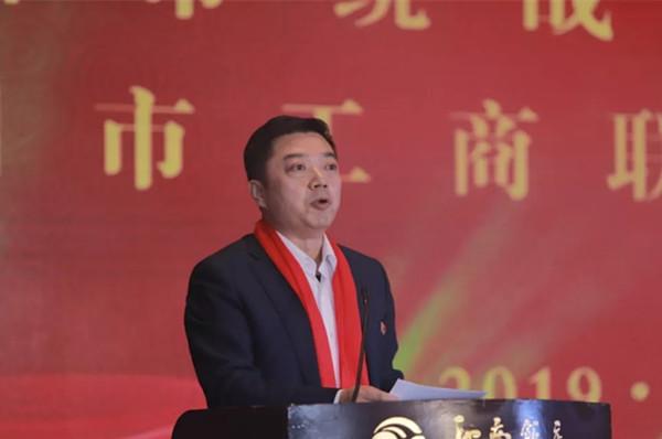 郑州市徐州商会一届二次会员大会暨新春团拜会在郑州召开