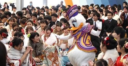 日本:20岁成人礼