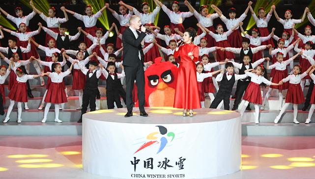 """""""2019中芬冬季运动年""""开幕式在北京举行"""