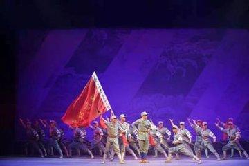 历史剧《吉鸿昌》在郑州演出 追忆那段战火纷飞的岁月