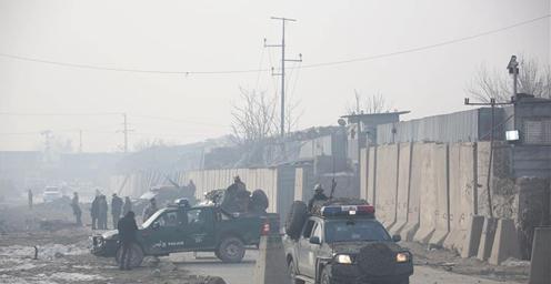 阿富汗首都爆炸袭击:4人死亡 113人受伤