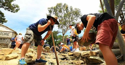 澳大利亚:体验淘金的乐趣