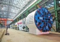 跨越意义!国内首台直径11米级盾构主轴承在洛阳成功下线