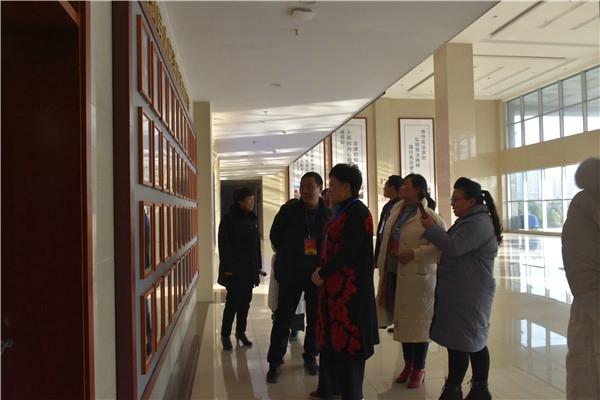唐河县法院信息化建设工作获市县人大代表肯定