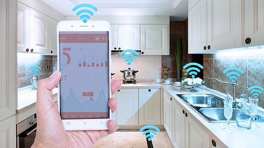 智能厨房或成厨电行业突破口