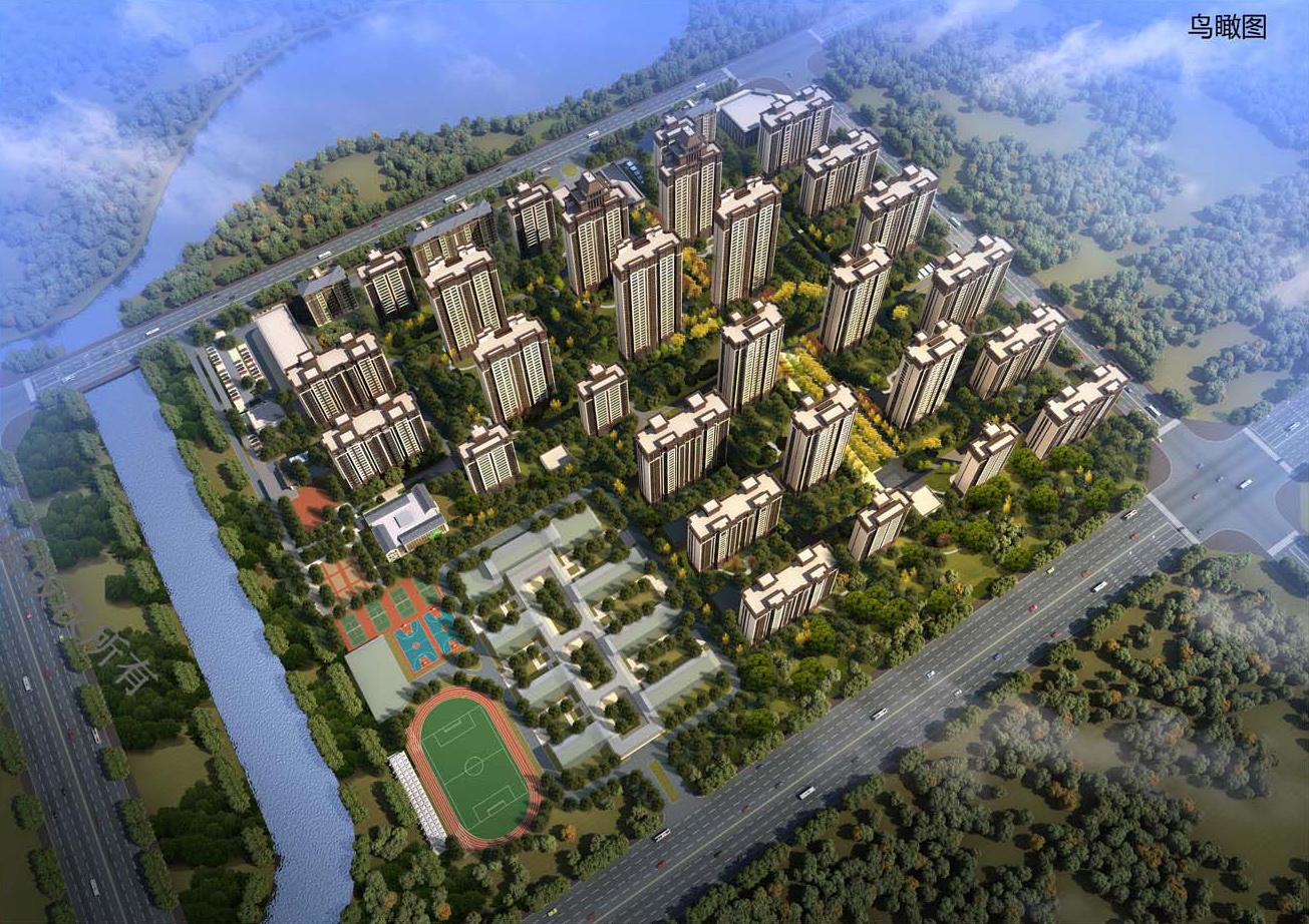 新乡经开区云溪九里项目规划方案公示