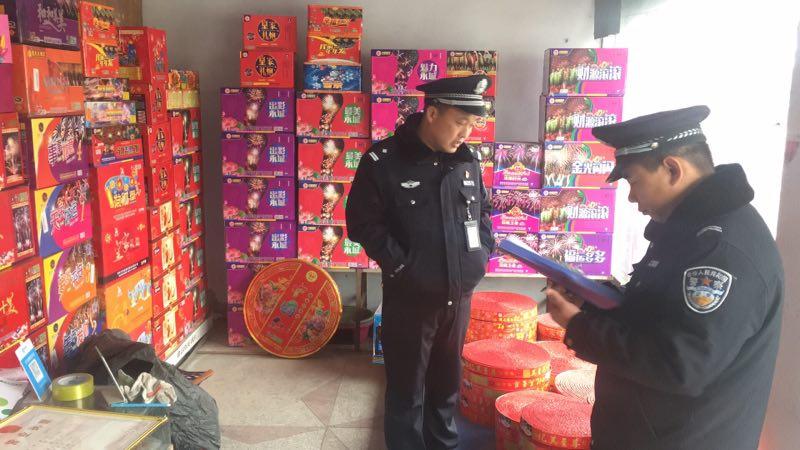永城:刘河派出所加强检查除隐患 守护平安迎新春