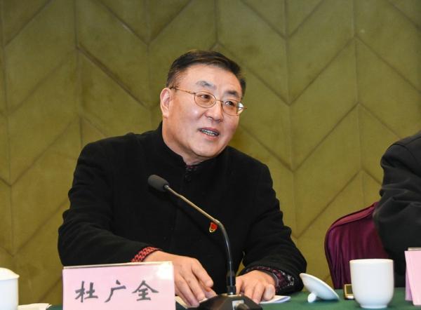 漯河市食品安全协会2019年度工作会议隆重举行  市人大常委会副主任杜广全出席并讲话