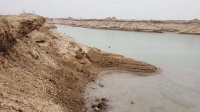 对非法挖沙破坏黄河河道 真就束手无策么?
