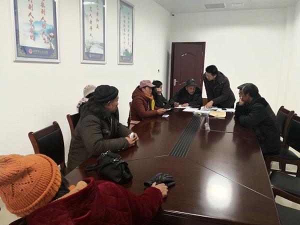 新野法院:农民粮食款集中发放  法院执行情暖寒冬
