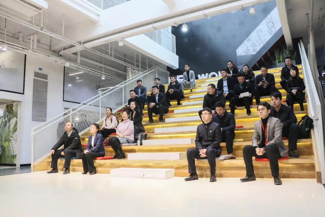 河南省青年企业家协会创新发展调研座谈会在郑召开