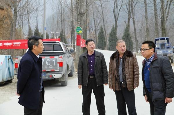 西峡农商银行开展慰问帮扶活动