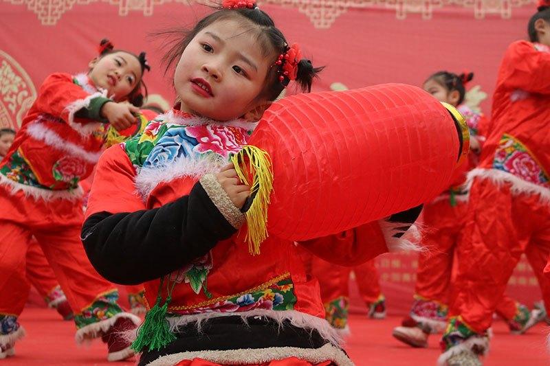 载歌载舞庆新春 太康县第四届孟庄村晚1月29日举行