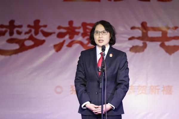 西峡法院举办2019年新春联欢会