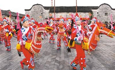 春节旅游:爱家更爱国