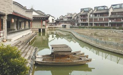 龙潭水乡现状尴尬 古镇开发不能竭泽而渔