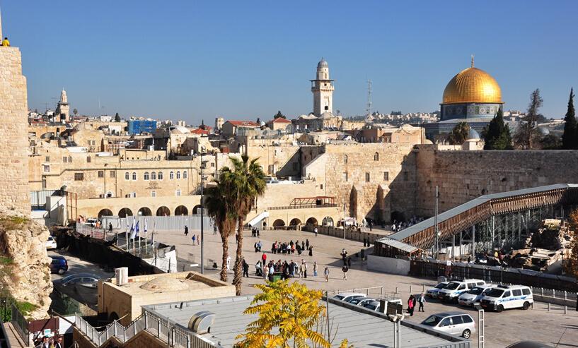 """赴以色列游客不断增长 中国游客成以色列旅游市场""""香饽饽"""""""