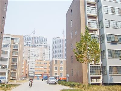 新乡市实施保障性安居工程建设为群众提供安居保障
