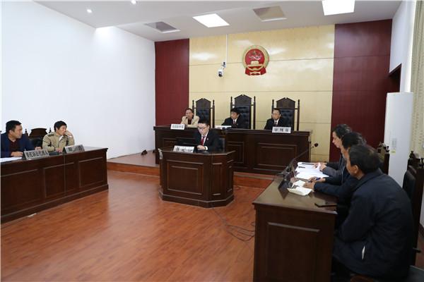 南阳两级法院均适用情势变更原则 内乡审结一例长达11年的合同纠纷案
