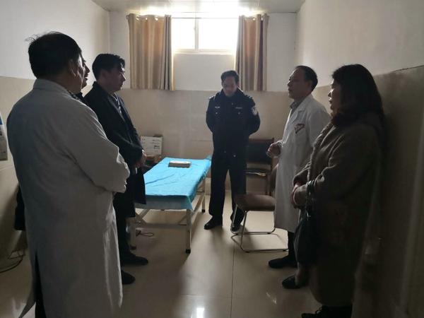 社旗县城郊派出所成功调解一起重大医患纠纷