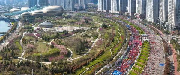 2019郑开国际马拉松赛将于3月31日开跑 这些精彩抢先看!