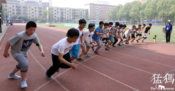 2019郑州中招体育考试4月10日开始 不同学生成绩计算方式不同