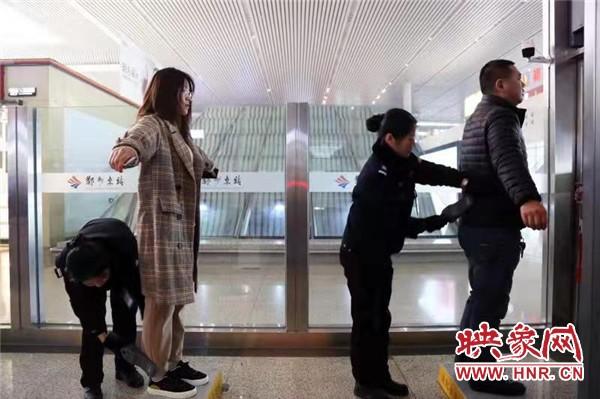 """重要提醒!2月26日起郑州东站对进京旅客实行""""二次安检"""""""