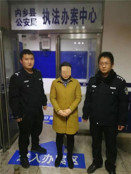内乡:警察乔装快递小哥抓获潜逃两年嫌犯