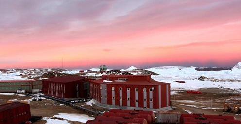 建站30周年 探访中国南极中山站
