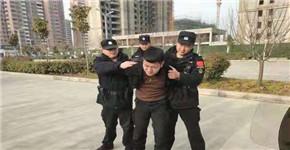 嵩县公安局开展反恐处突紧急拉动演练