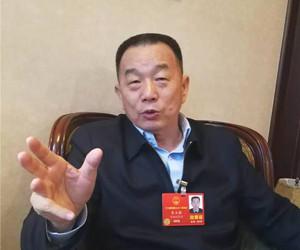 李士强代表:政策实打实,让村民老有所养