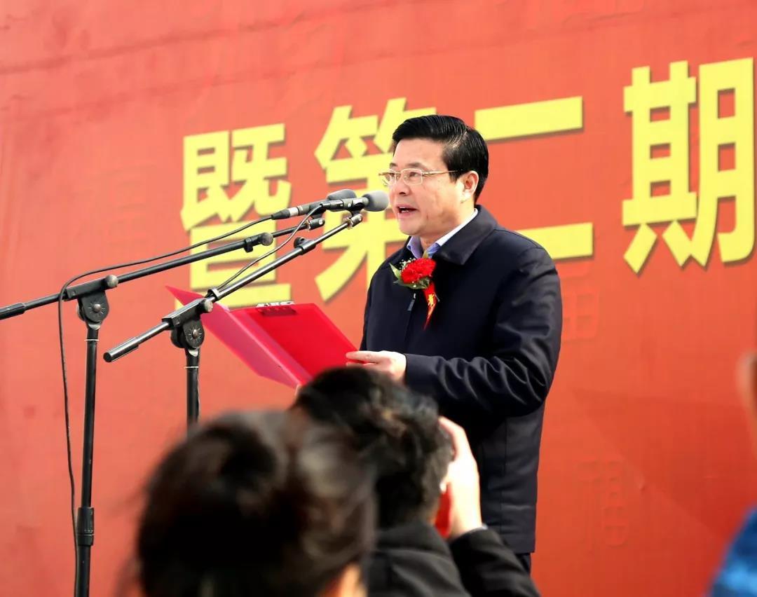 宁陵县:拉多美二期高塔腐植酸钾复合肥项目今日投产