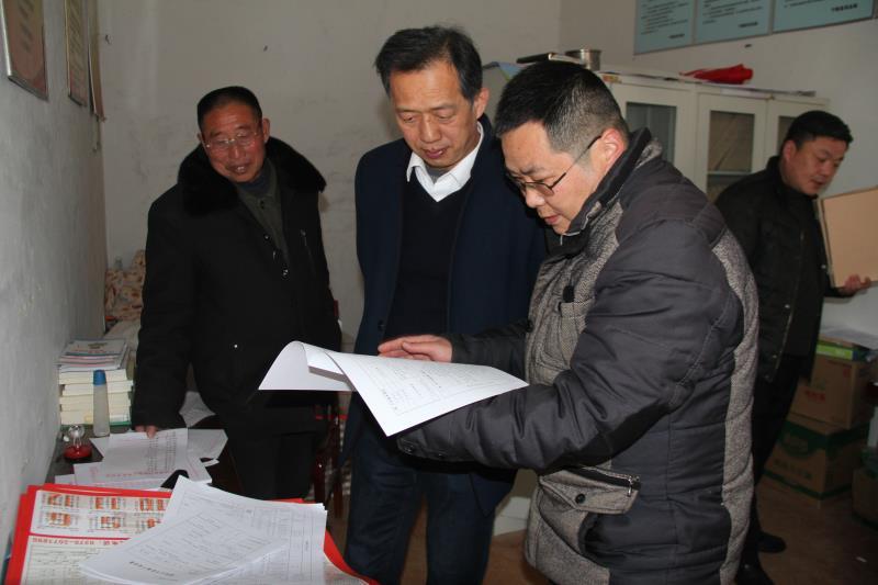 宁陵县法院:脱贫攻坚我们一直在路上