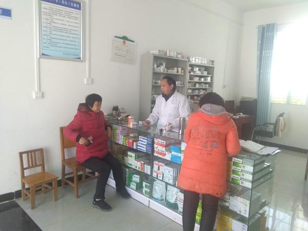 内乡县王店镇残疾人陈侠眼中的医疗保障和村级卫生室