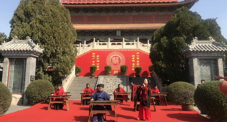 曹魏风!许昌第十三届三国文化旅游周将于4月10日开幕