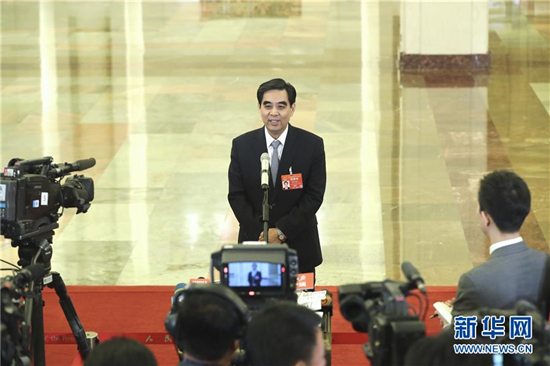 """人力资源和社会保障部部长张纪南:今年将实现养老金""""15连调"""""""