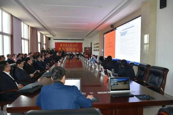 唐河法院信息化建设成果引全市法院瞩目