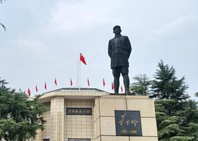 夏邑彭雪枫将军纪念馆:著名爱国主义教育基地