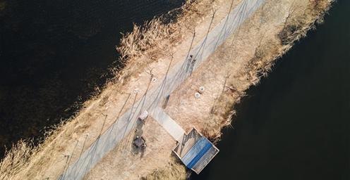 北京野鸭湖国家湿地公园重新开园