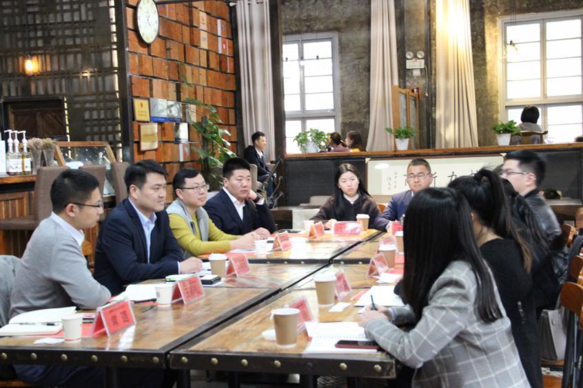 河南省青年企业家协会赴浙江 开展学习调研考察活动