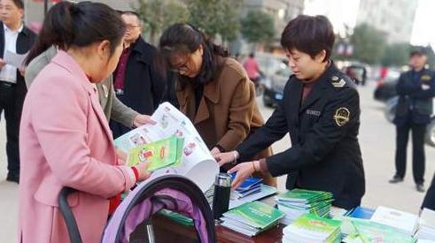商丘市举行食品安全宣传进社区活动