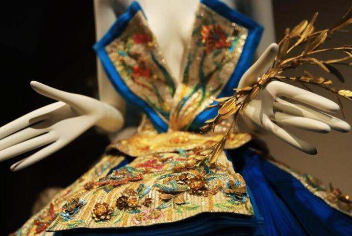 郭培:中国文化是我的艺术创作之源