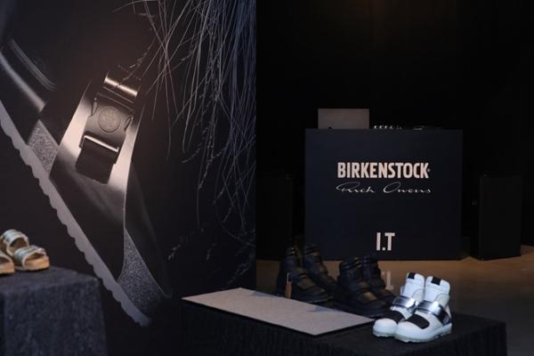 BIRKENSTOCK x RICK OWENS 发布联名系列 快闪店登陆I.T上海