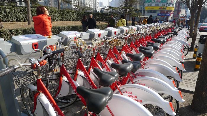 交通部:互联网租赁自行车押金不得超单车成本10%