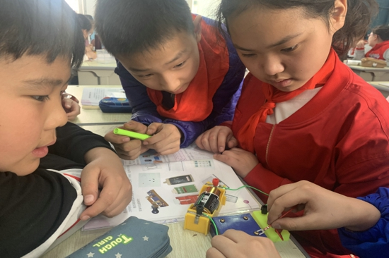 科学课堂落实核心素养 ——伏牛路小学开展科学优质课比赛活动
