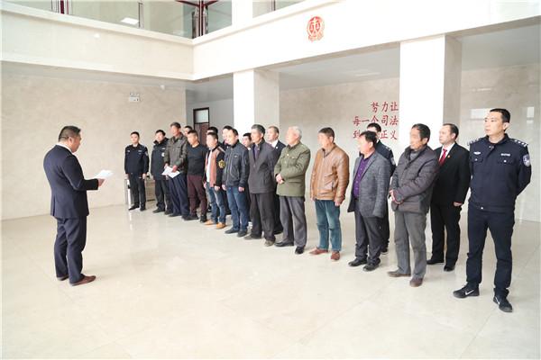 """邓州法院拘传拘留""""老赖""""10人  再掀春季执行风暴"""