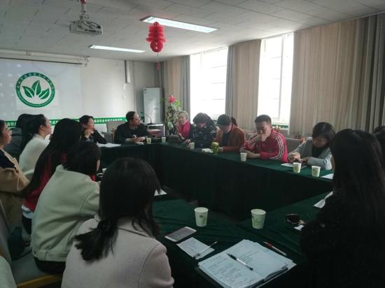 郑州市心理学会心理志愿者服务工作研讨会成功举办