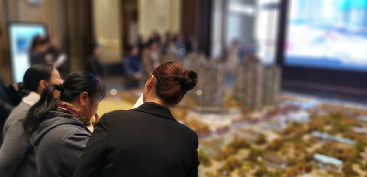 媒体主考,零距离鉴证新乡城改焦点——国悦城
