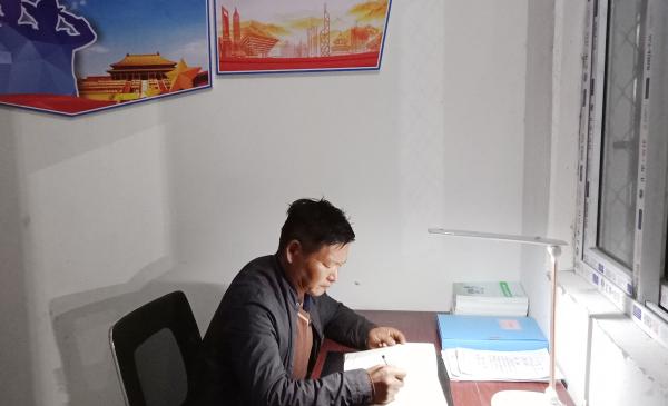 小阵地 大作为 刁家乡藕池任村充分发挥矛盾调解委员会在乡村治理中的重要作用