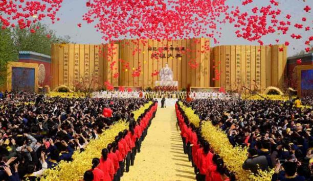 黄帝拜祖大典:提炼升华 提升城市文化软实力